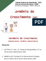 Hormônio Do Crescimento 2017-2