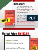 2 Macmillan Dictionary