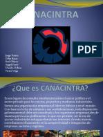 CANACINTRA de Investigacion