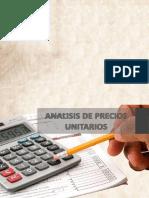presupuesto , formula polinomica, partidas unitarias