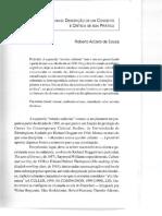 Estudos Culturais Descrição de Um Conceito e Crítica de Sua Prática
