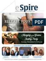 The Spire Newsletter, November 21, 2017
