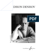 Denisov Catalogue