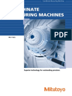 Coodinate Measuring Machines PRE