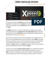 Xposed -Qué es y cómo instalar.pdf