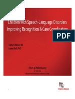 5Scheiner BallSpeech and Language Disorders