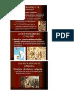 Causas y Factores Que Facilitarón La Conquista