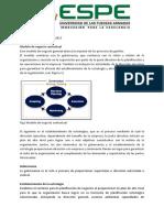 Resumen Paper Improving Organizational Performance and Governance