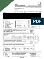 Jon Husted May 15 Financial Disclosure Filing