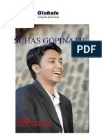 Suhas Gopinath Reg No.63 & 64