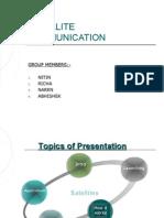 Presentation Satellite Communication