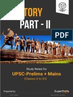 history 10+11+12 notes