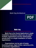 Multi Org