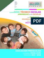 Preescolar 3a Sesión Cte 2017 18 Guia