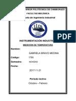 Ensayo de Medicion de Temperatura-Gabriela-Bravo