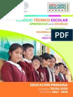 Primaria 3a Sesión Cte 2017 18 Guia