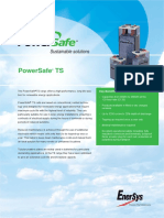 B1 PowerSafe TS Range Summary