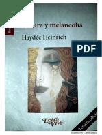 Haydée Heinrich- Locura y Melancolía 2017-11-19