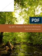 MCCM 3Q2017 Market Outlook