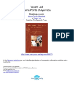 Marma Points Of Ayurveda Pdf