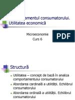 Microeconomie C6