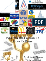 India has the potential to prove it's brass (2)2