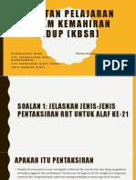 SUKATAN PELAJARAN DALAM KEMAHIRAN HIDUP (KBSR).pptx