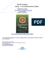 Ayurvedic Healing a Comprehensive Guide David Frawley.15003 Table of Contents