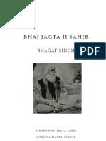 Bhai Jagta Ji Sewapanthi - A Biography