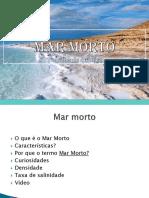 Mar Morto Lira