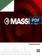 Massive Manual Addendum Spanish