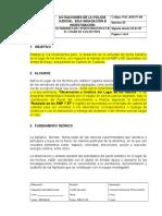 025 Act. Perito Balístico Lugar de Los Hechos PJIC-APB-PT-08 D