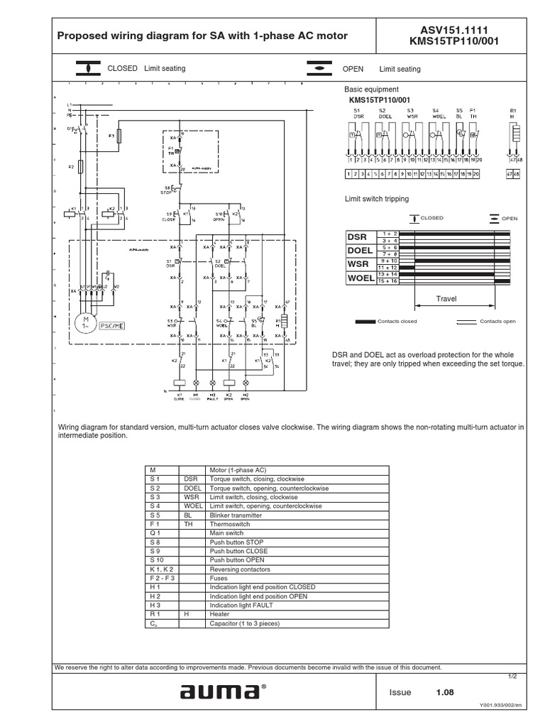 Sp Asv Sa1 1ph Me Psc En Switch Equipment Wiring Diagram