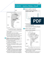 America Platina e Brasil