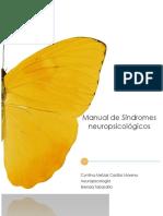 Manual de Síndromes Neurologicos