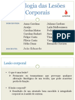 Cronologia Das Lesoes