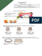 Evaluacion de Matematicas. fracciones 4to básico..docx