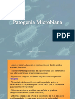 PATOGENIA BACTERIANA