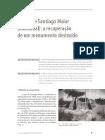 A Anta de Santiago Maior
