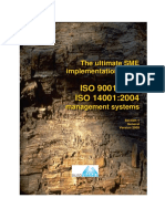 The Ultimate SME Guide for ISO 9001 and ISO 14001