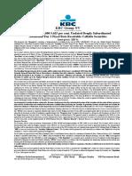 201403 Prospectus AT1 Securities En