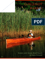 Guillemot Kayaks Plans Catalog 2011