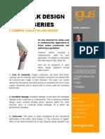 TechTalk 6 Common Cable Failure Modes