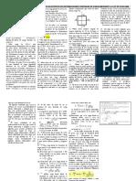 PRACTICA N°3  –  CAMPOS ELECTRICOS DE DISTRIBUCIONES CONTINUAS DE CARGA Y LEY DEGAUSS - FISICA III