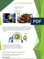Aplicaciones de Las Turbinas Pelton en La Industria