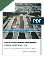 Abastecimiento de agua a la Ciudad de Concepción