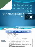 T9ANormas de Control Interno Contraloría General Del Estado