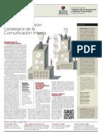 Direccion y Gestion Estrategica Comunicacion Interna