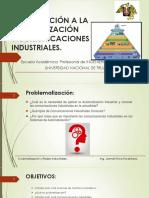 Clase 1- Introduccion a La Automatización y Comunicaciones Industriales