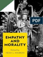 MORAL AND EMPATHY